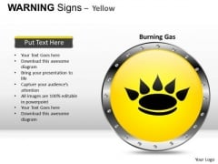 Temperature Warning Signs PowerPoint Slides And Ppt Diagram Templates