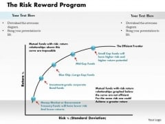 The Risk Reward Program Business PowerPoint Presentation
