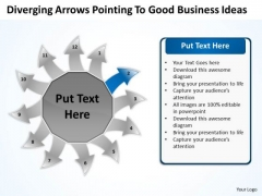 To Good New Business PowerPoint Presentation Ideas Charts And Networks Slide