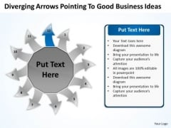 To Good New Business PowerPoint Presentation Ideas Charts And Networks Slides