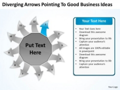 To Good New Business PowerPoint Presentation Ideas Ppt Charts And Networks Slide