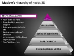 Top Layer Of 3d Pyramid PowerPoint Templates Ppt Slides