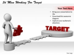 Total Marketing Concepts 3d Man Working For Target Character Models
