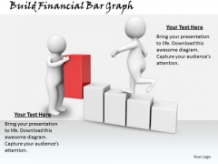 Total Marketing Concepts Build Financial Bar Graph Business Statement