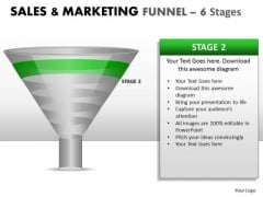 Trade Sales And Marketing Funnel PowerPoint Slides And Ppt Diagram Templates