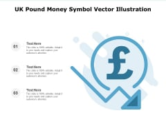 UK Pound Money Symbol Vector Illustration Ppt PowerPoint Presentation Ideas Layout Ideas PDF