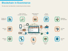 understanding blockchain basics use cases blockchain in ecommerce diagrams pdf