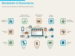 understanding blockchain basics use cases blockchain in ecommerce diagrams pdf
