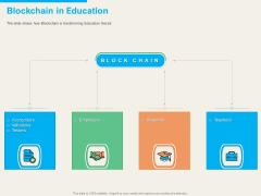 understanding blockchain basics use cases blockchain in education introduction pdf