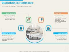 understanding blockchain basics use cases blockchain in healthcare diagrams pdf