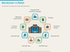 Understanding Blockchain Basics Use Cases Blockchain In Retail Ppt Inspiration Background Designs PDF