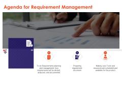 Understanding Business REQM Agenda For Requirement Management Designs PDF