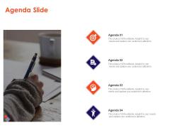 Understanding Business REQM Agenda Slide Ppt Pictures Tips PDF