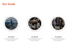 Understanding Business REQM Our Goals Ppt Professional Shapes PDF