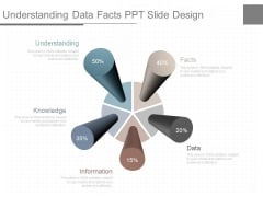 Understanding Data Facts Ppt Slide Design