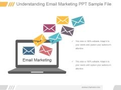 Understanding Email Marketing Ppt PowerPoint Presentation Summary