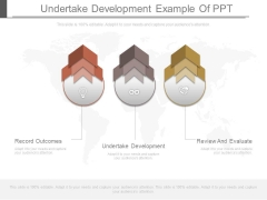 Undertake Development Example Of Ppt