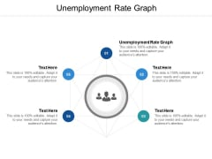 Unemployment Rate Graph Ppt PowerPoint Presentation Infographics Gallery Cpb