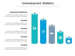 Unemployment Statistics Ppt PowerPoint Presentation Pictures Graphics Template Cpb Pdf