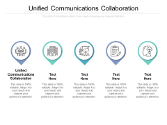Unified Communications Collaboration Ppt PowerPoint Presentation Layouts Smartart Cpb