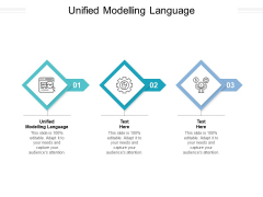 Unified Modelling Language Ppt PowerPoint Presentation Slides Introduction Cpb Pdf