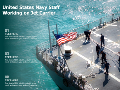 United States Navy Staff Working On Jet Carrier Ppt PowerPoint Presentation Inspiration Introduction PDF