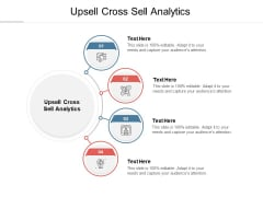 Upsell Cross Sell Analytics Ppt PowerPoint Presentation Icon Cpb