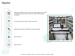 Upselling Strategies For Business Objective Ppt Show Ideas PDF