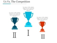 Us Vs The Competition Template Ppt PowerPoint Presentation Summary