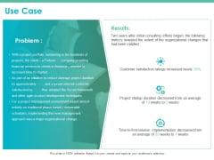 Use Case Ppt PowerPoint Presentation Professional Deck