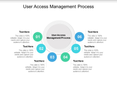 User Access Management Process Ppt PowerPoint Presentation Summary Graphic Images Cpb