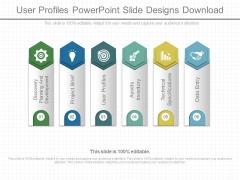 User Profiles Powerpoint Slide Designs Download