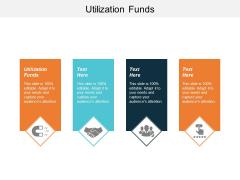 Utilization Funds Ppt PowerPoint Presentation Outline Smartart Cpb