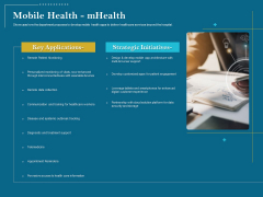 Utilizing Cyber Technology For Change Process Mobile Health Mhealth Inspiration PDF