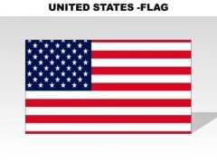 United States Country PowerPoint Flags