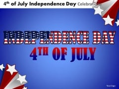 United States Independence Day 4th July PowerPoint Presentation Slides
