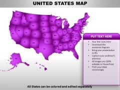 United States PowerPoint Maps