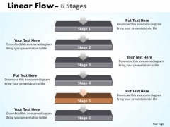 Usa Ppt Non-linear PowerPoint Flow 6 Stages1 Operations Management Design