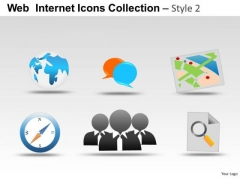 Useful Web Icons PowerPoint Slides And Templates