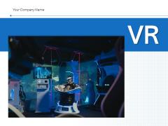 VR Computer Technology Ppt PowerPoint Presentation Complete Deck