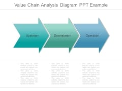 Value Chain Analysis Diagram Ppt Example