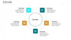 Value Chain Techniques For Performance Assessment Circular Ppt Portrait PDF