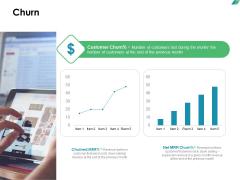 Value Creation Initiatives Churn Ppt Model Show PDF