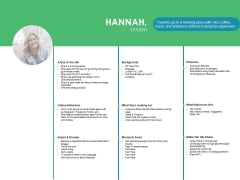 Value Creation Initiatives Hannah Student Ppt Inspiration Backgrounds PDF