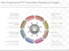 Value Engineering Ppt Presentation Background Images