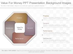 Value For Money Ppt Presentation Background Images