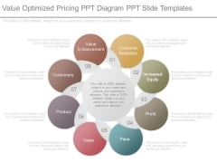 Value Optimized Pricing Ppt Diagram Ppt Slide Templates