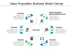 Value Proposition Business Model Canvas Ppt PowerPoint Presentation Icon Graphics Design Cpb