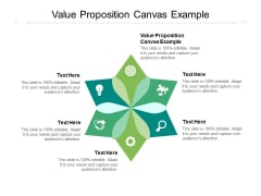 Value Proposition Canvas Example Ppt PowerPoint Presentation Icon Objects Cpb Pdf
