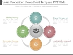 Value Proposition Powerpoint Template Ppt Slide